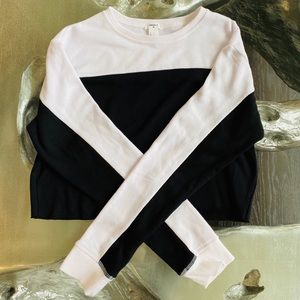 forever 21 colorblock top